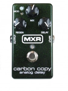 Mxr M169 Carbon Copy Analog Delay Ebay