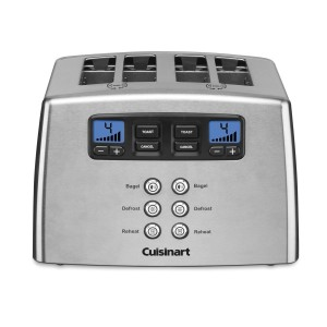 Cuisinart Cpt-440 4-Slice Touch-To-Toast Toaster
