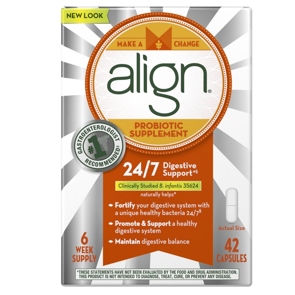 Align Probiotic Directions For Use