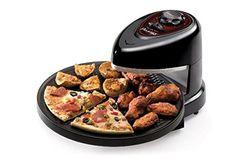 Presto 03430 Pizzazz Pizza Oven Black