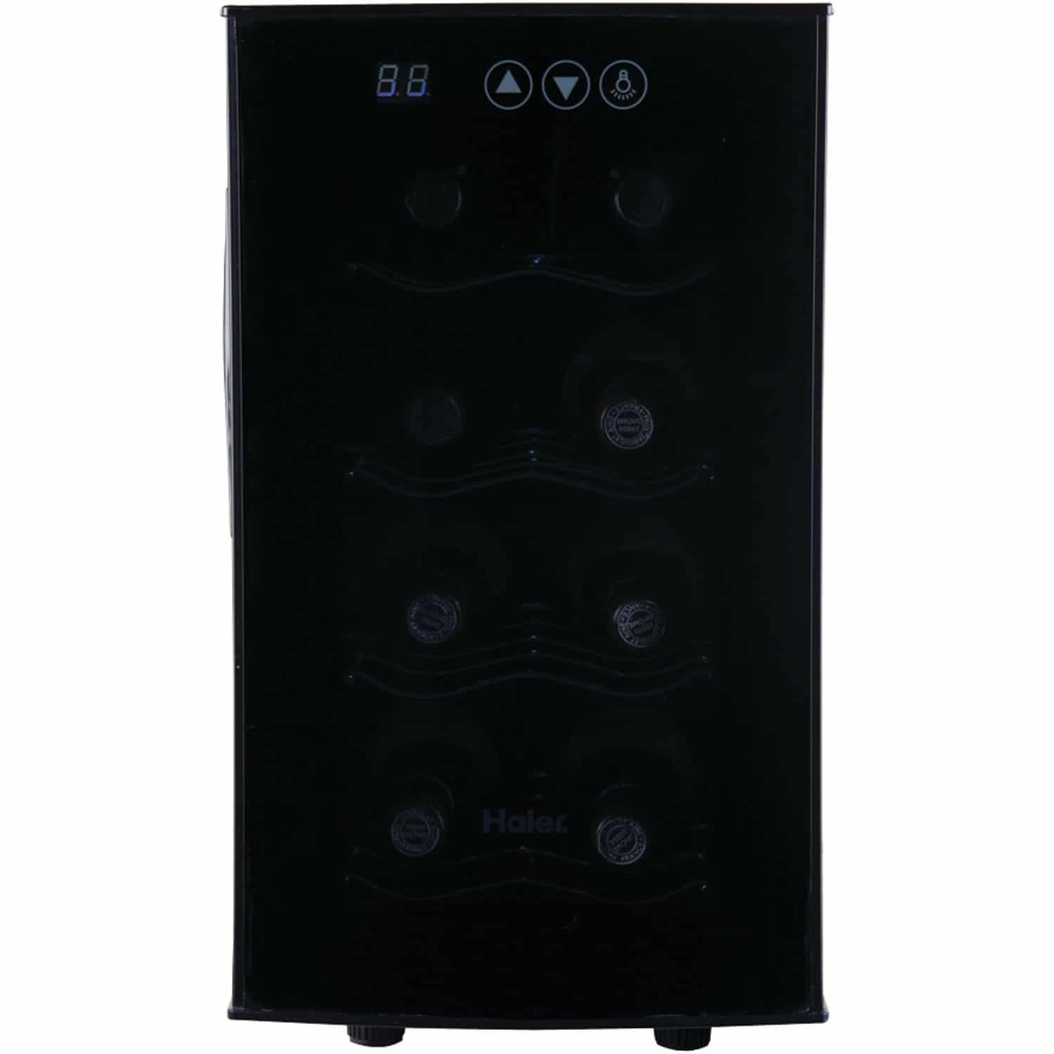 Haier 8 Bottle Wine Cooler Reviews