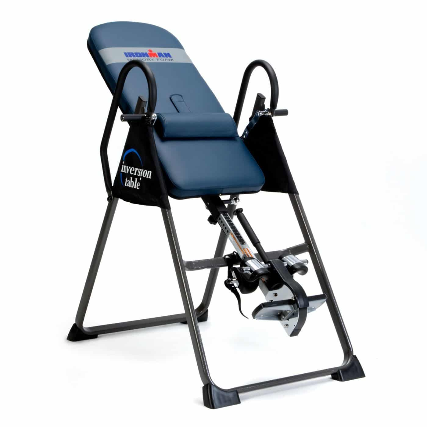 Ironman Gravity 4000 Inversion Table Memory Foam