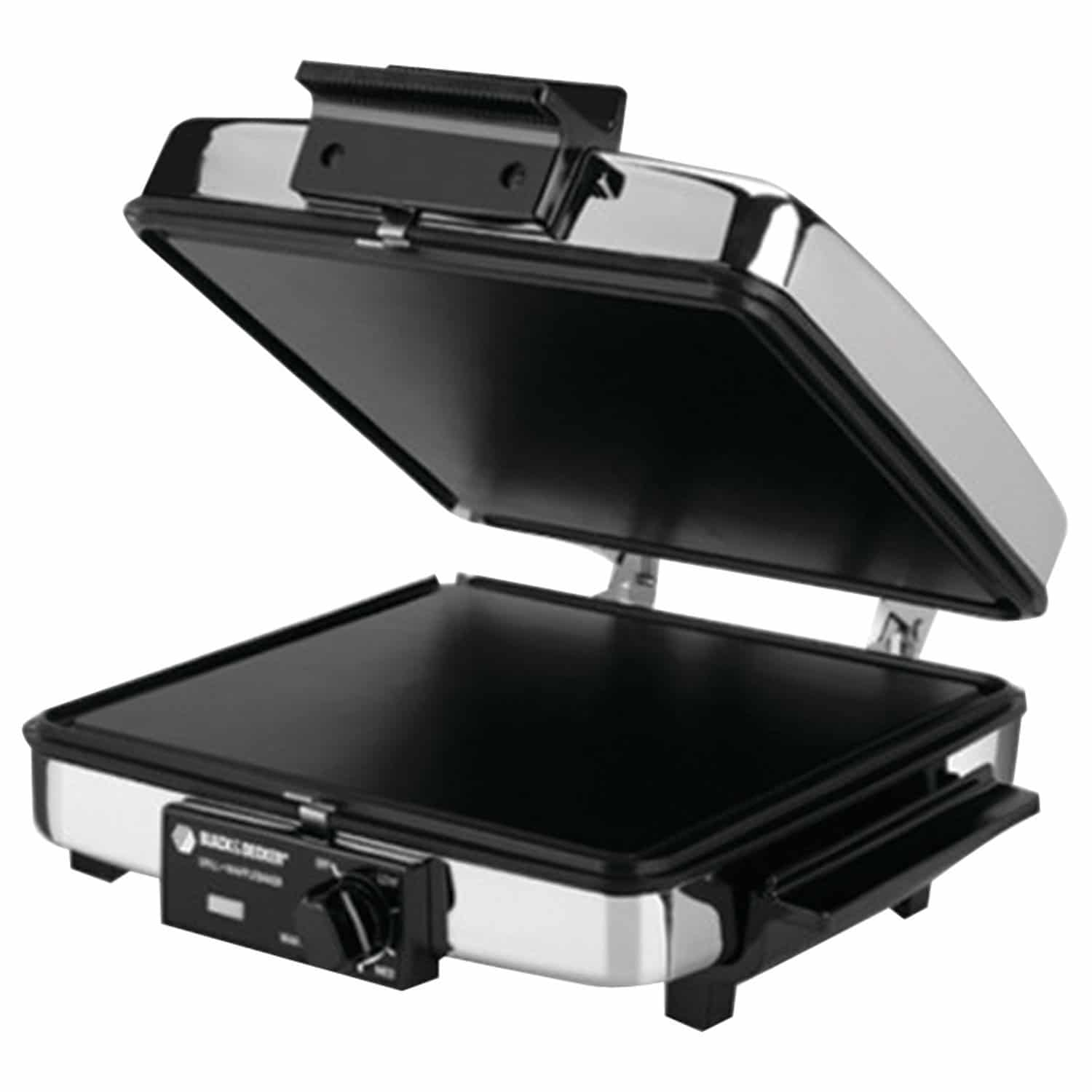Black And Decker 3 In 1 Waffle Maker