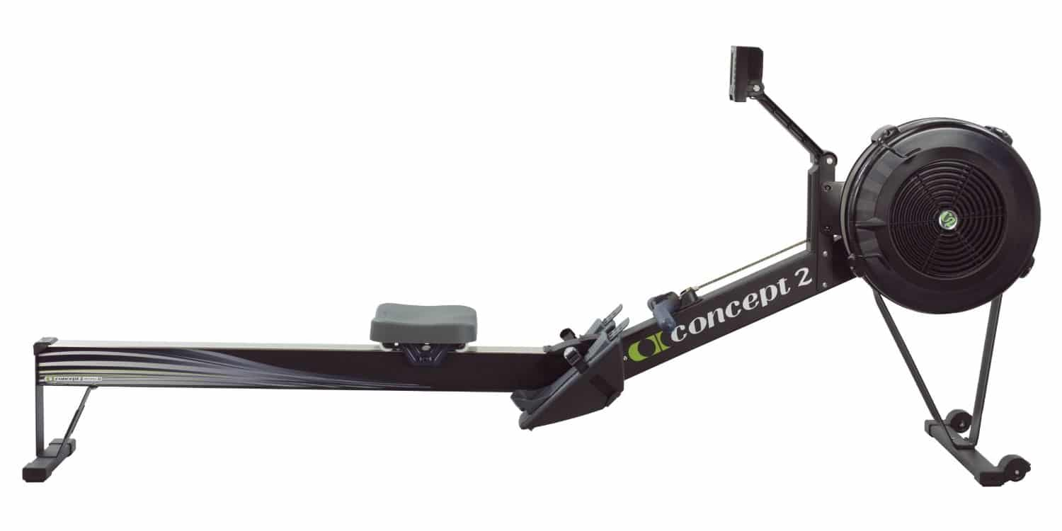 Concept2 Model D Indoor Rowing Machine With Pm3 (Black)