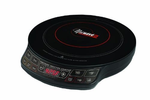 Precision Nuwave2 Revolutionary Portable Induction Cooktop