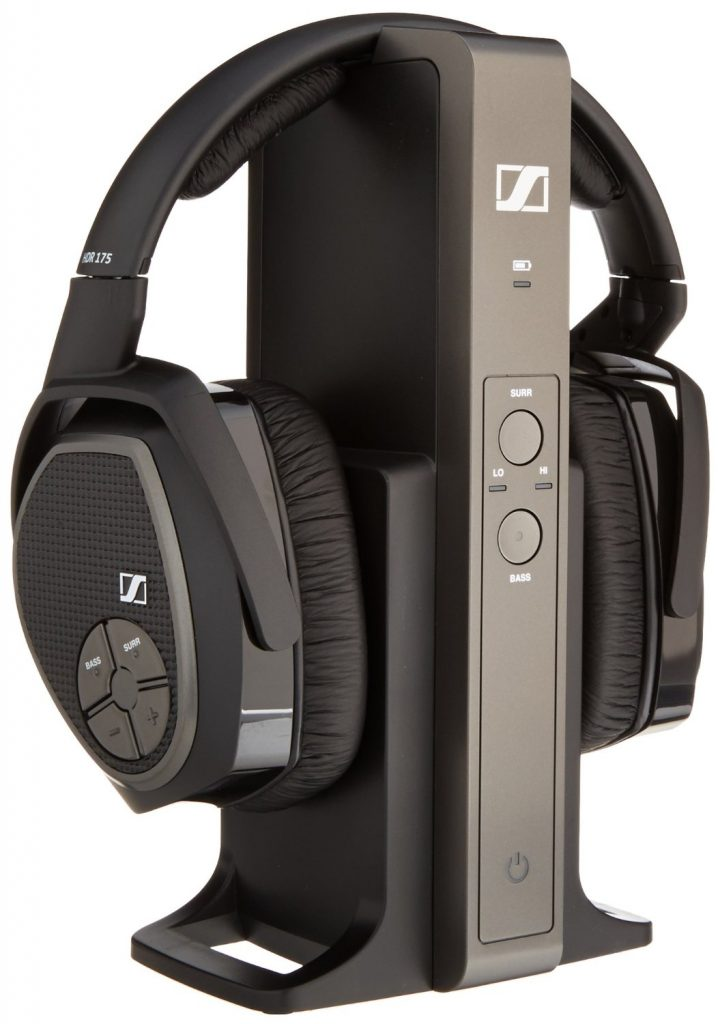 Sennheiser Rs 175 Rf Wireless Headphone System Manual